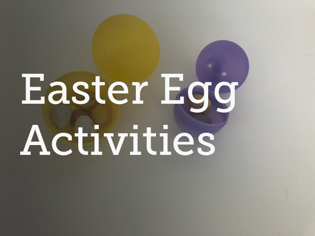 LY-RES-002 Easter Egg Activities