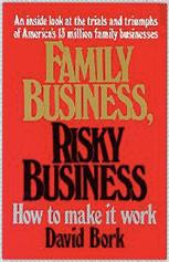 family business risky business