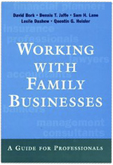 working with family businesses