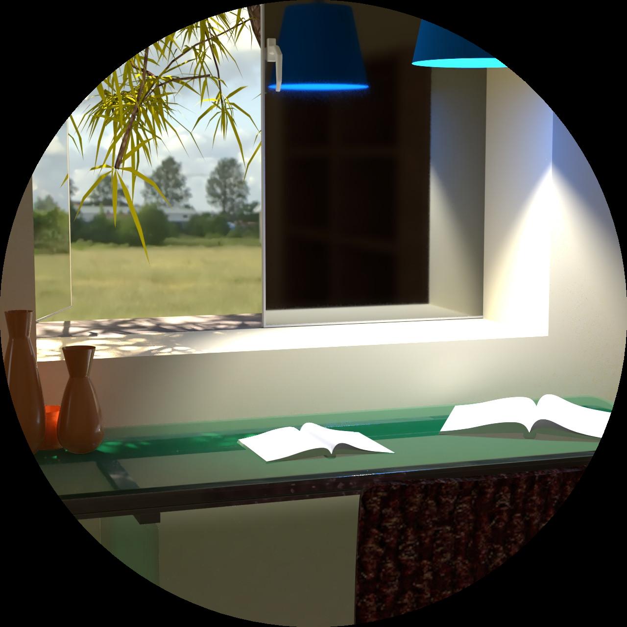 Photo-realistic rendering