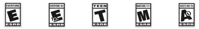 video game ratings