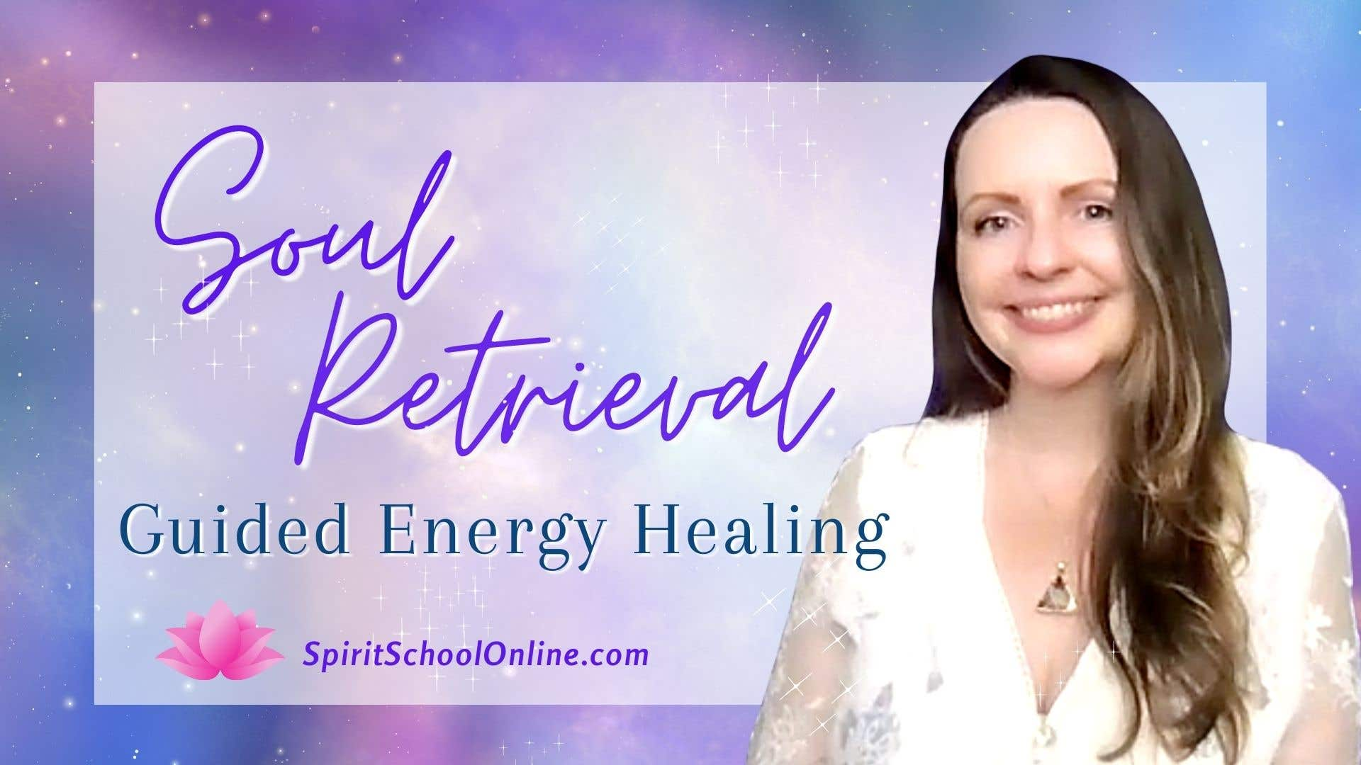 Guided Energy Healing Meditation