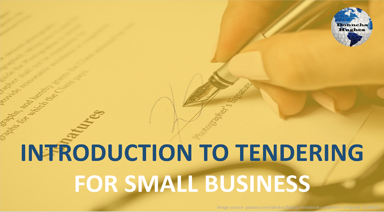 Introduction to Tendering for Small Business