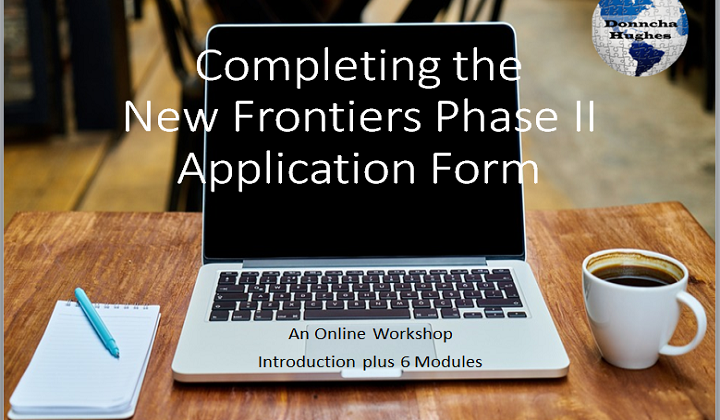 New Frontiers Phase 2