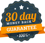 Our 30 Day Money Back Guarantee