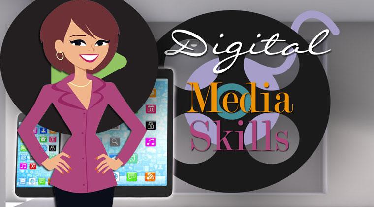 digital media skills online class