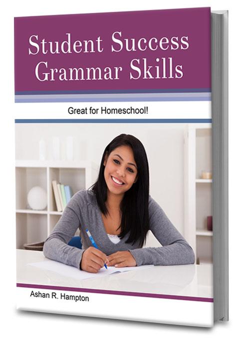 student success grammar skills book