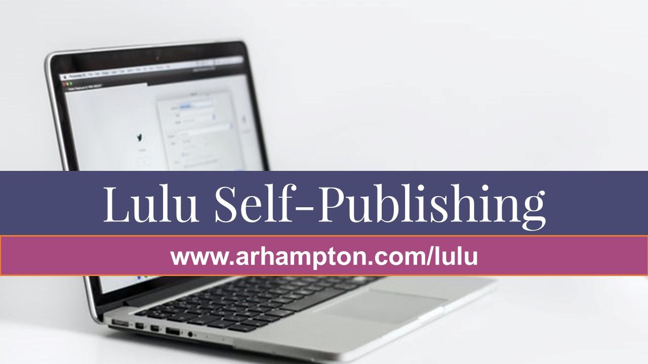 lulu self-publishing online courses
