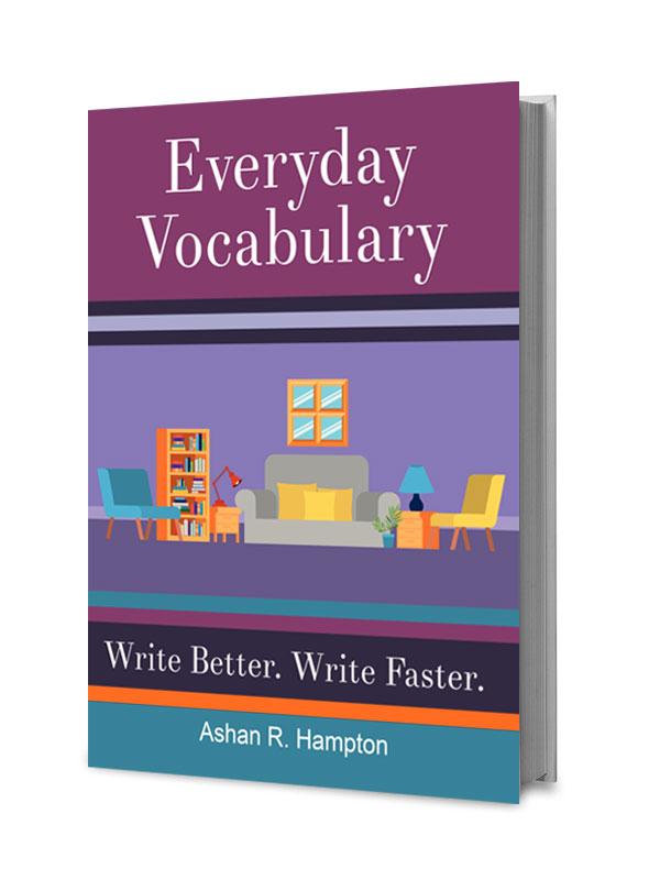 everyday vocabulary builder book