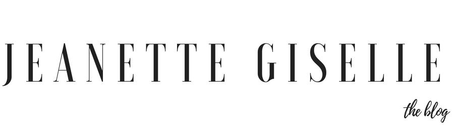 Jeanette Giselle Blog