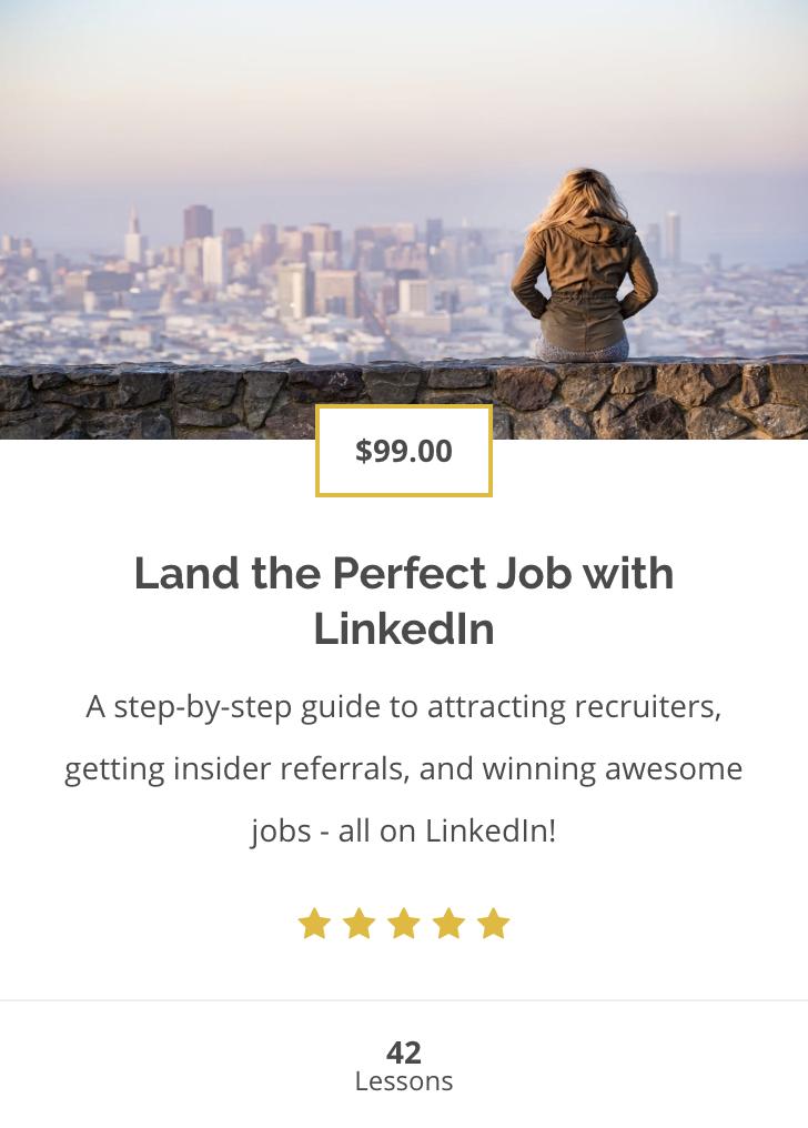 I'm Ready to Start Looking but I'm a Linkedin Novice