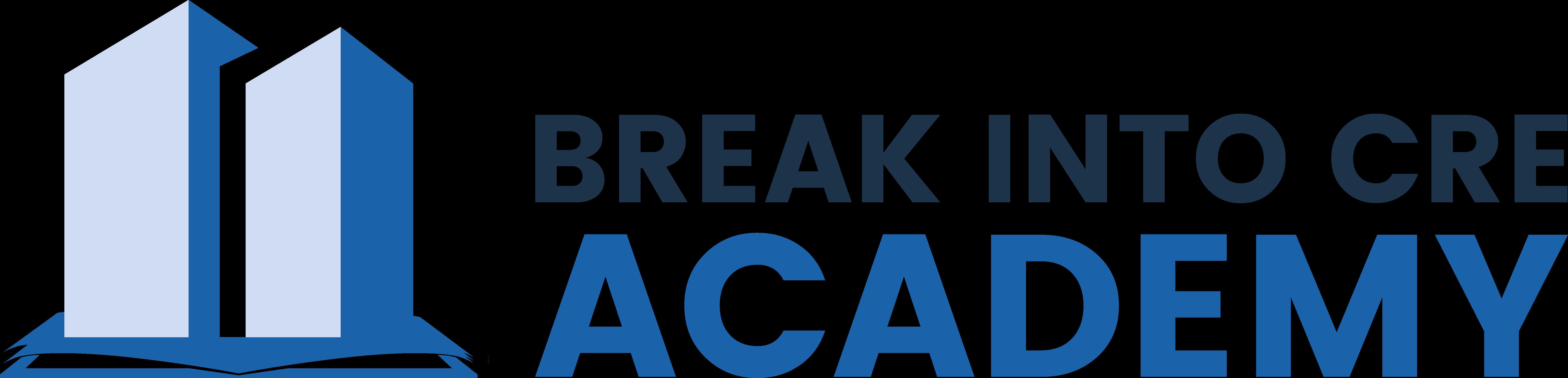 Break Into CRE Academy
