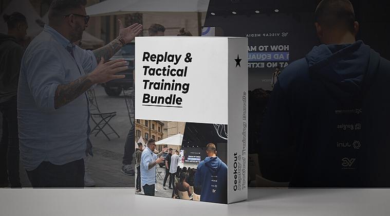 Replay & Tactical Training Bundle