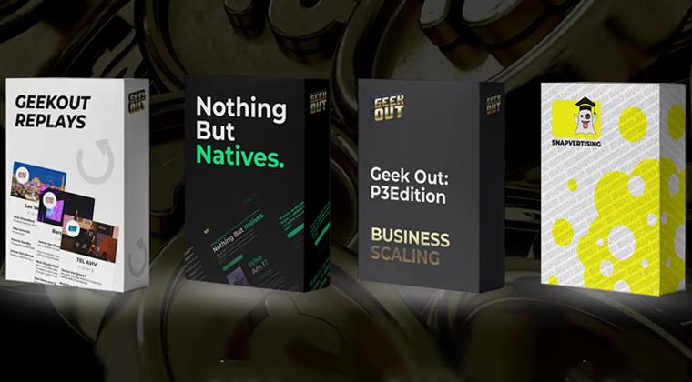 GeekOut Bundle