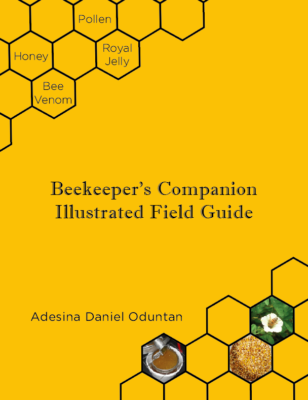 Beekeeper's Companion Illustrated Field Guide