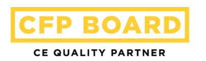 CFP CE Quality Partner