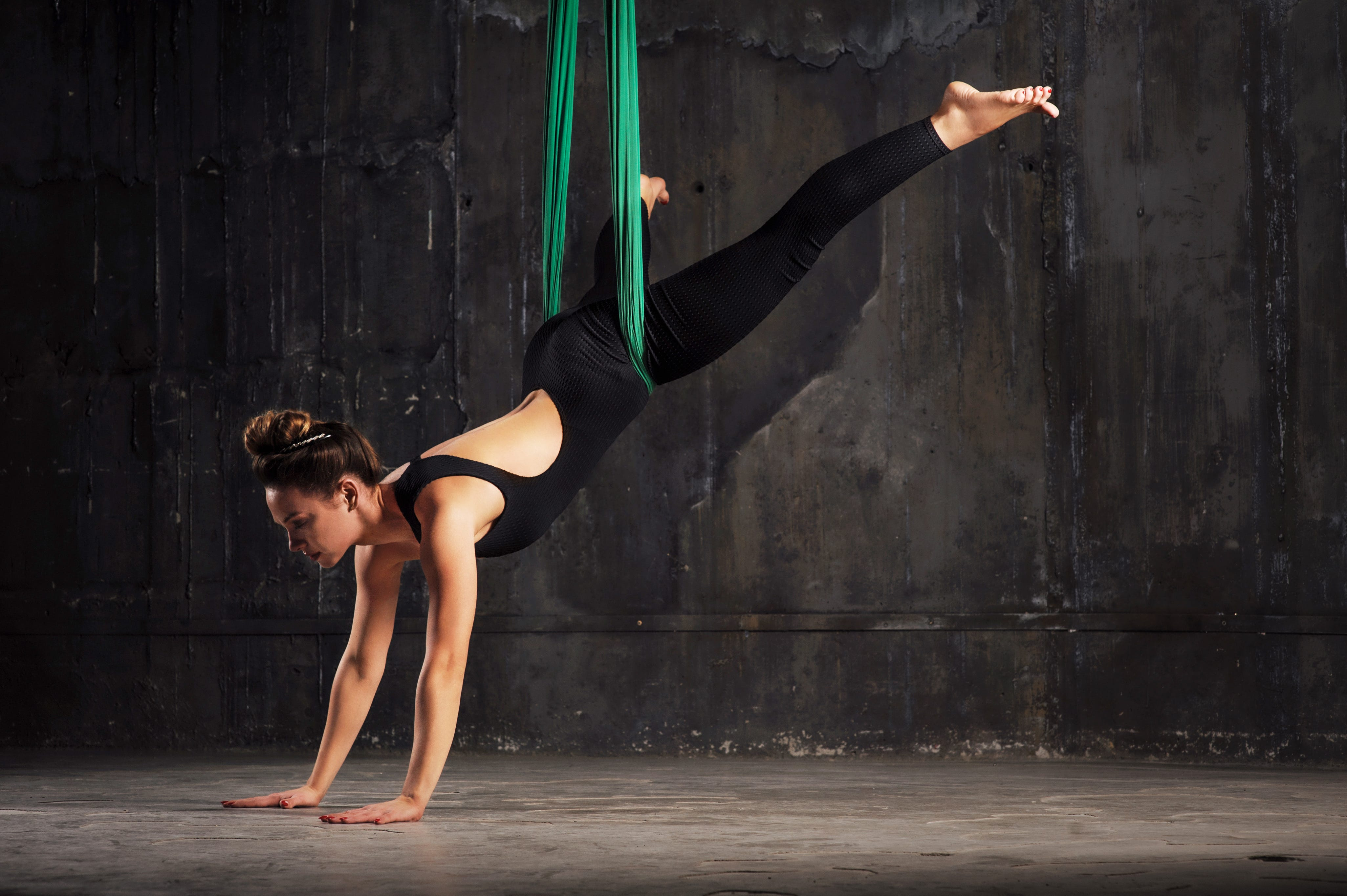 Aerial Yoga -  What does the Science say?