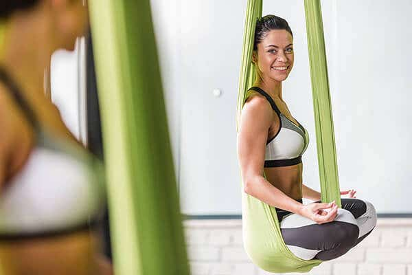 Discover how Aerial Yoga Can Take You Higher!