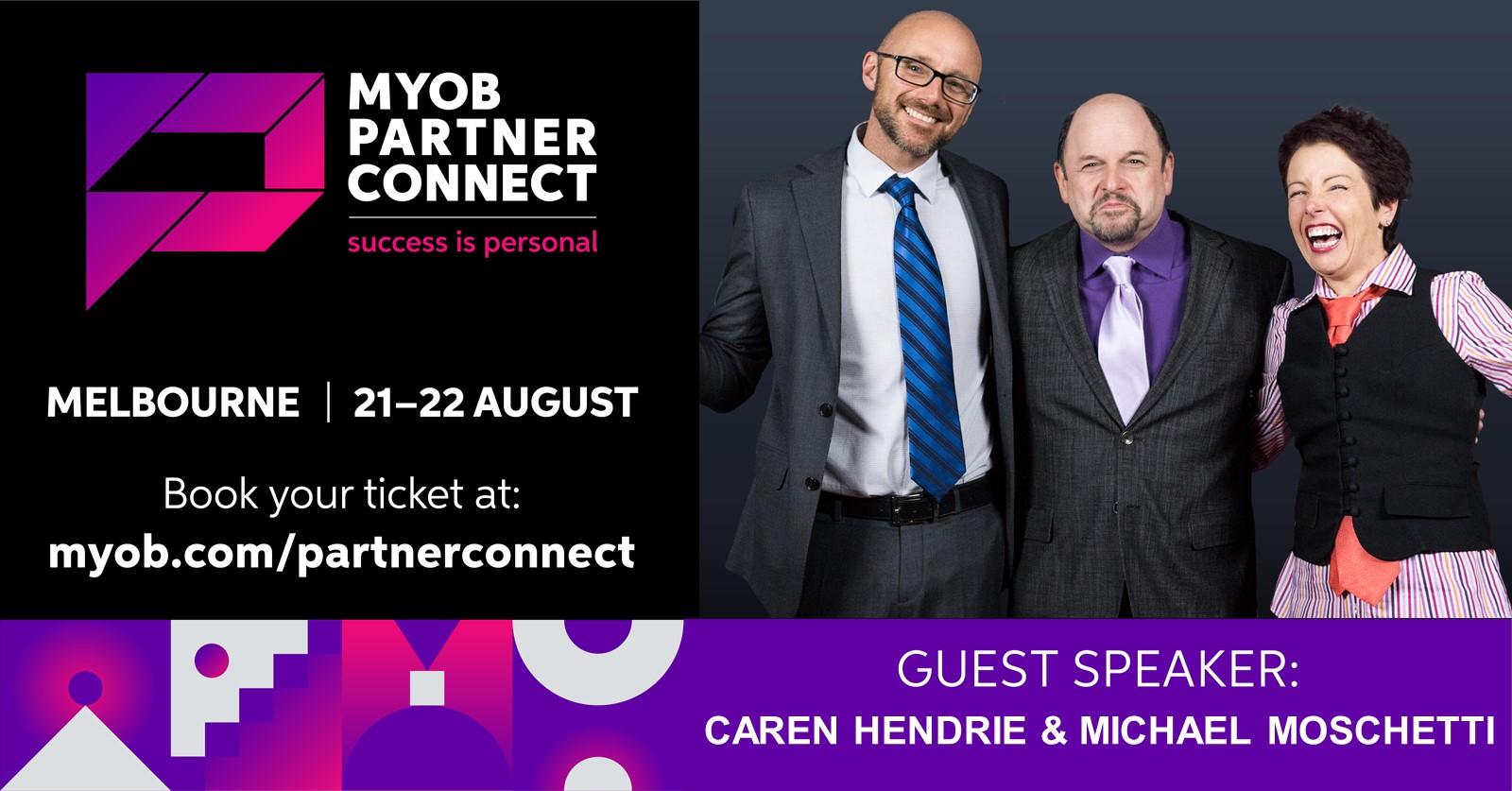 MYOB Partner Connect