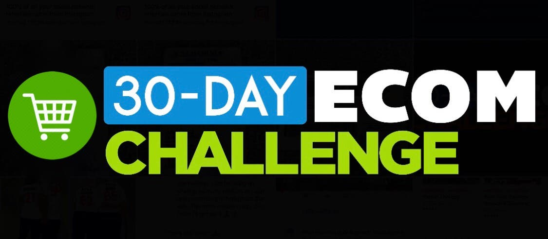 30 Day Ecom Challenge - Jeraun Richards