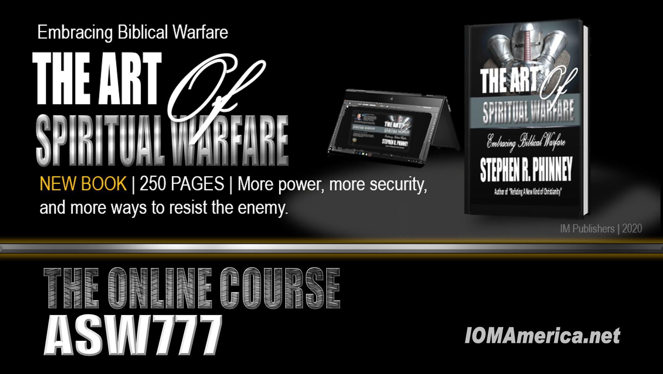 Art of Spiritual Warfare