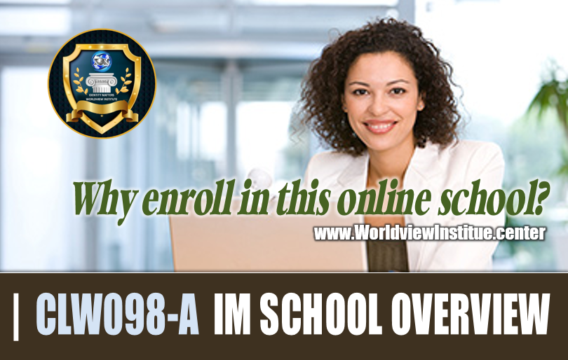 Why Enroll In This Institute