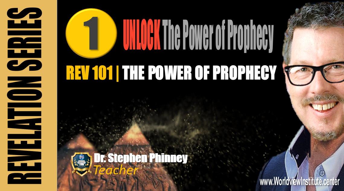 REV 101   Unlock Prophecy