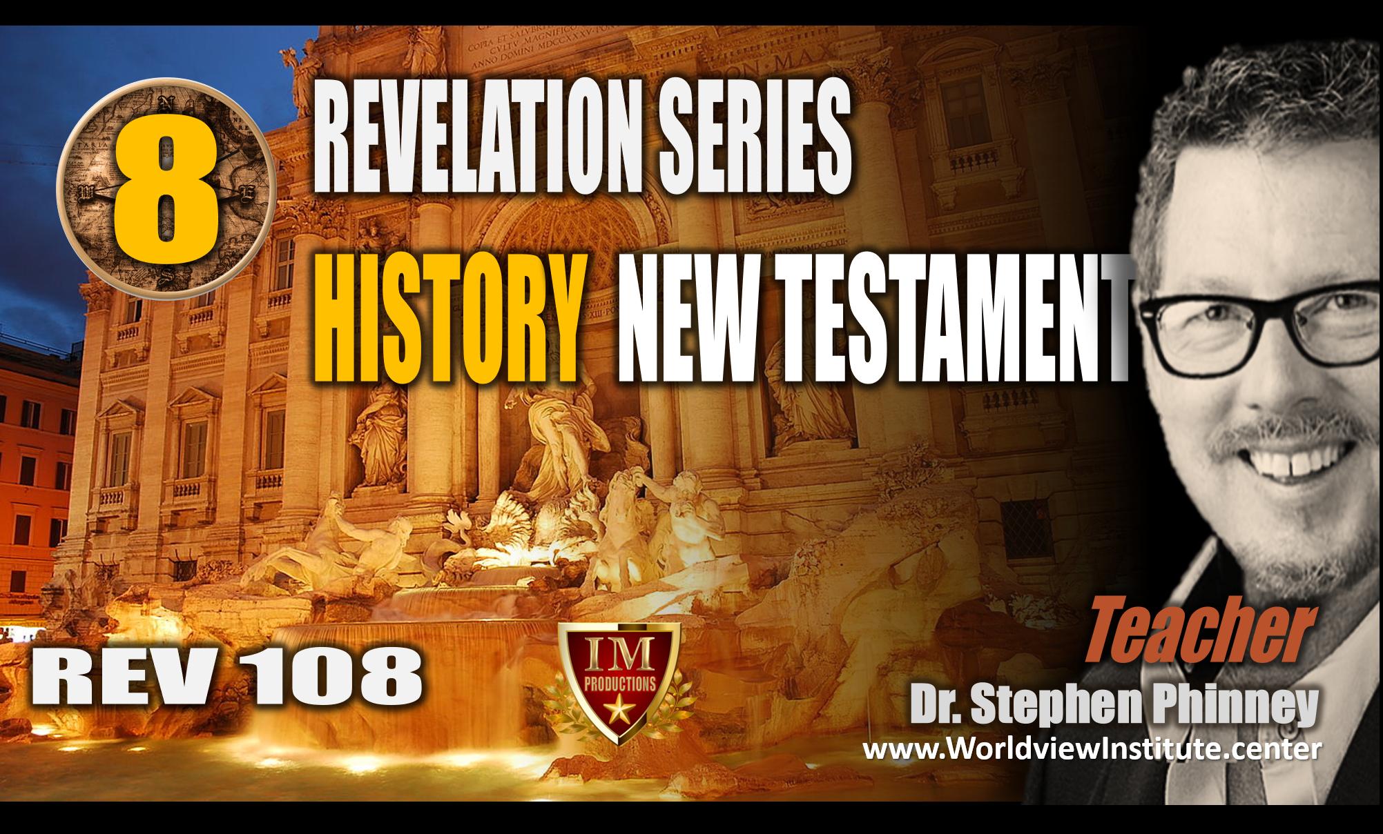 REV 108 | History of New Testament