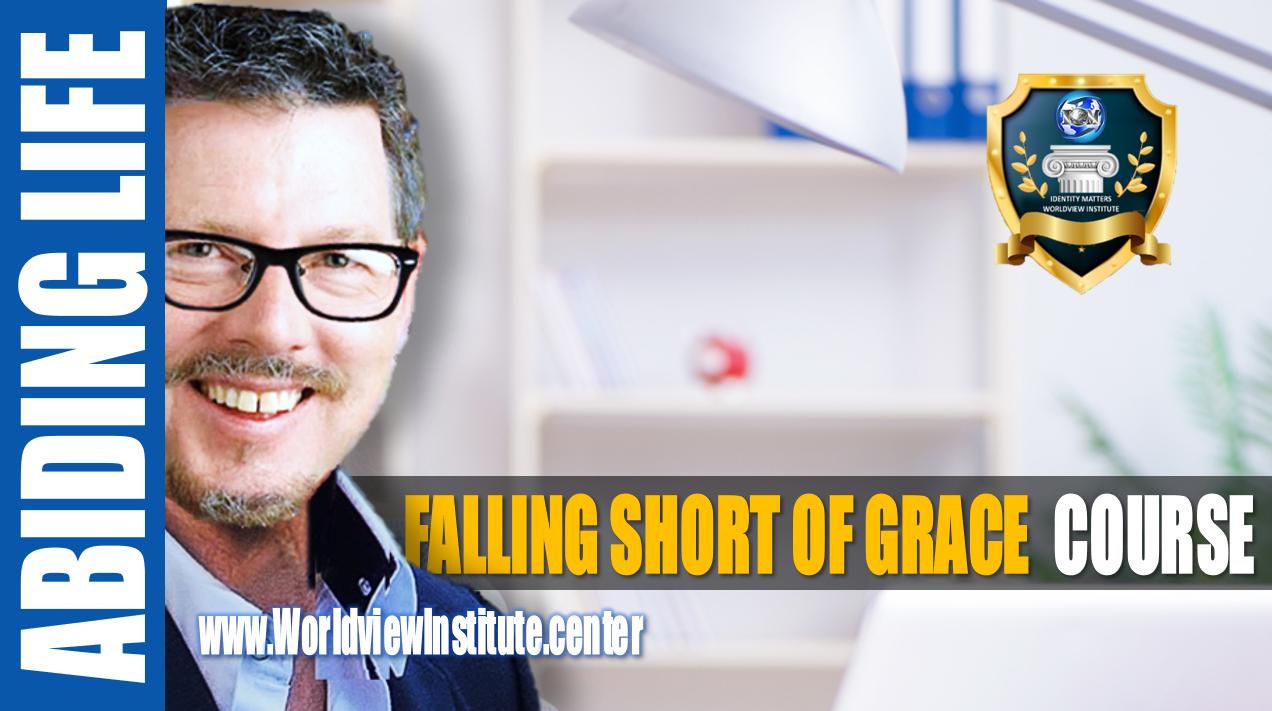 Falling Short of Grace