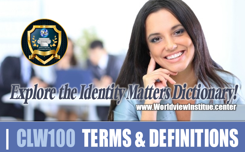 Terms & Definitions