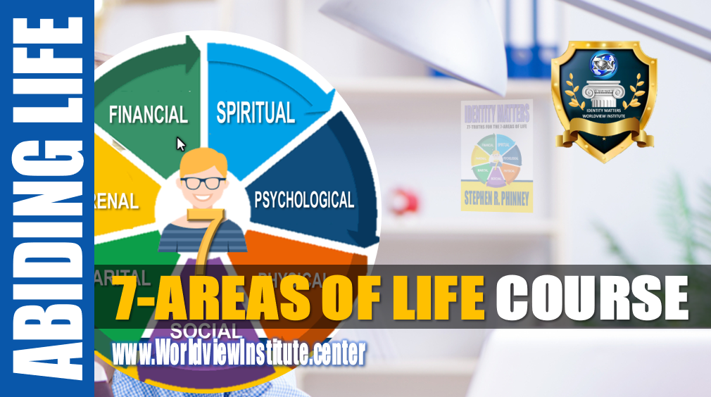 7-Areas of Life Course