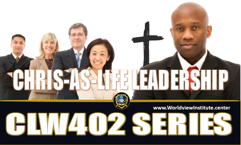 Christ-as-Life Leadership