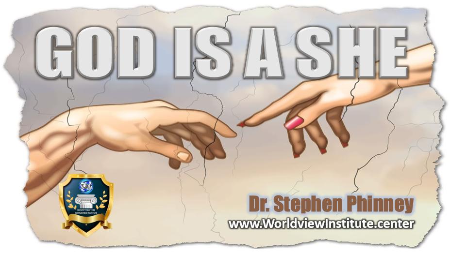 CAL 104 | God Is A She