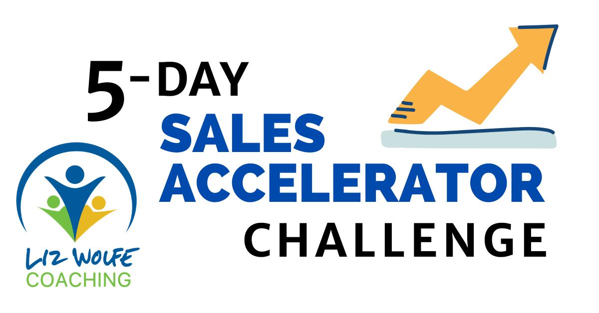 5-Day Sales Accelerator Challenge for Entrepreneurs