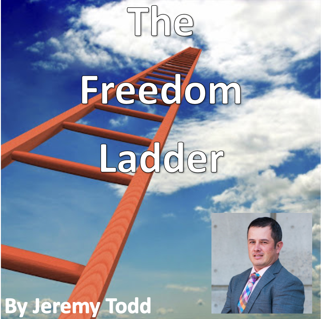 The Freedom Ladder Online Course is Here to Help You