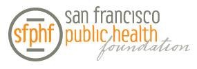 Logo of the SF Public Health Foundation
