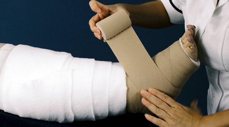 3. Lymphoedema Compression Bandaging