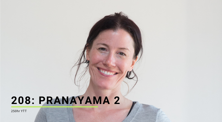 208: Pranayama 2