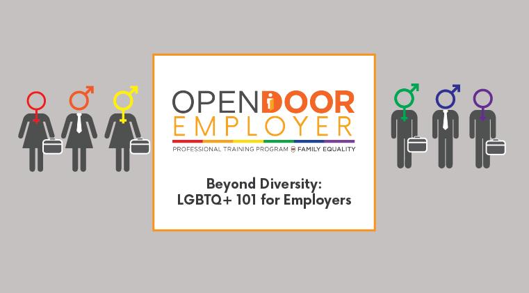 Beyond Diversity: LGBTQ+ 101 for employers
