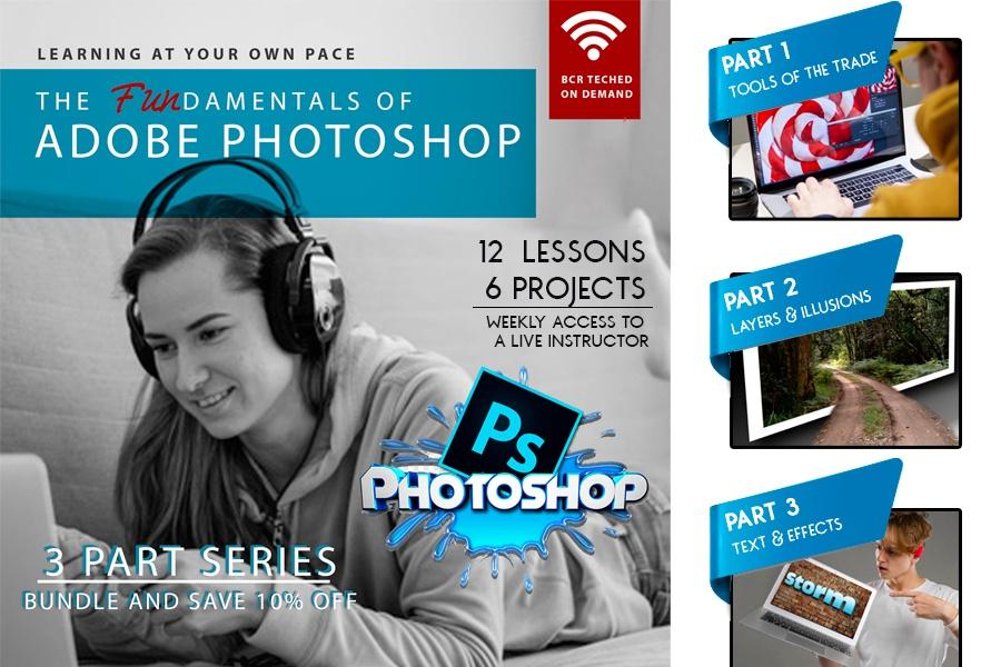 The Fundamentals of Adobe Photoshop
