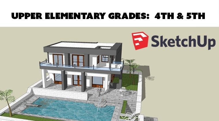 Design Your Dream House with Sketchup!