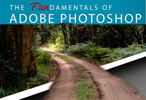 The Fundamentals of Adobe Photoshop - Layers and Illusions