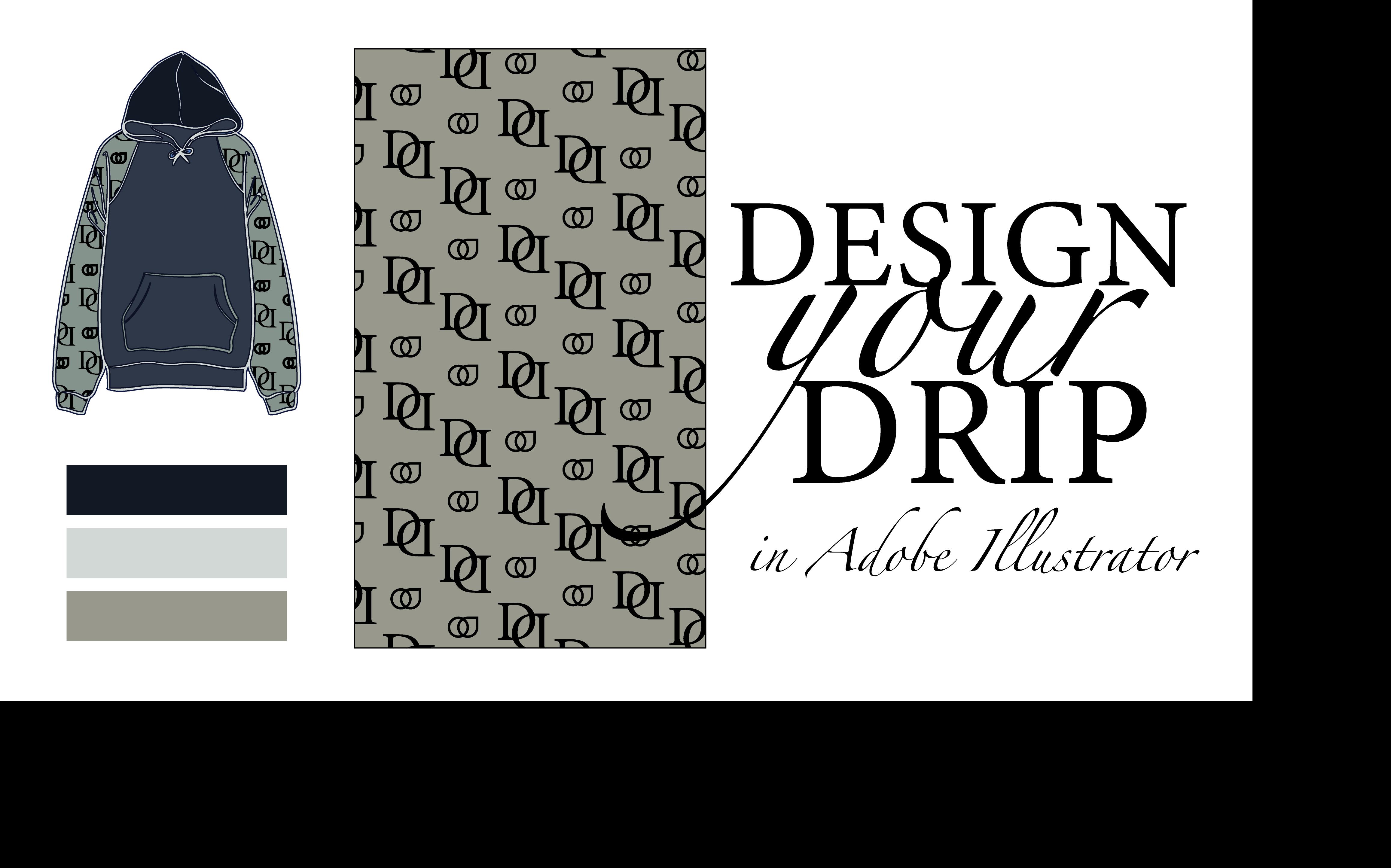 Create a Designer Monogram Logo with Adobe Illustrator