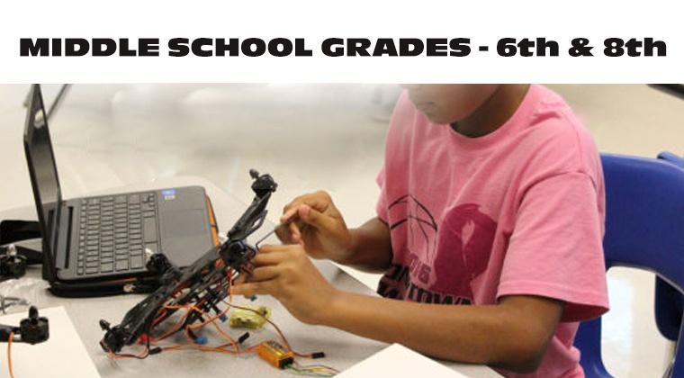 Drone Engineers Workshop