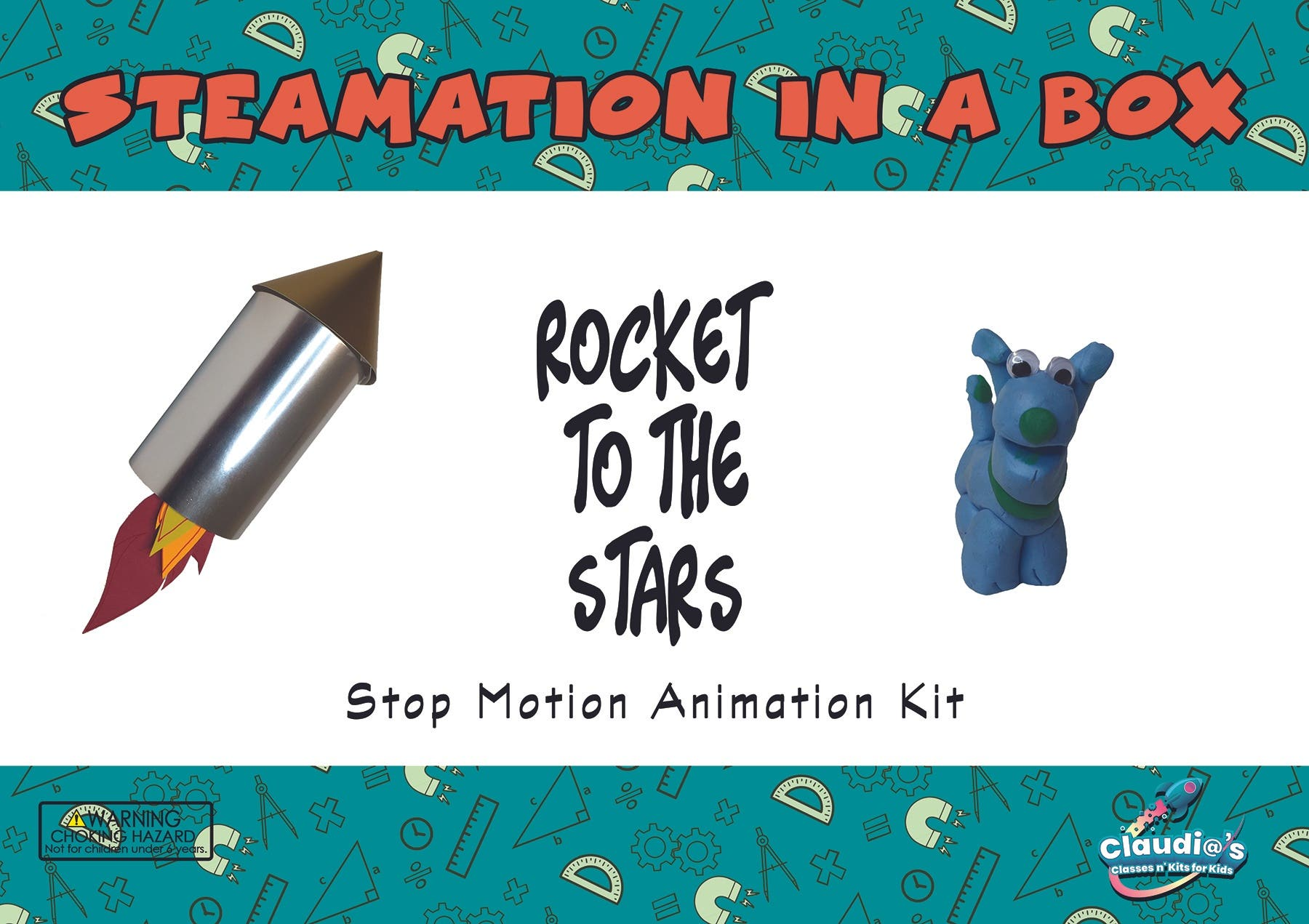 STEAMation Stop Motion Movie Making