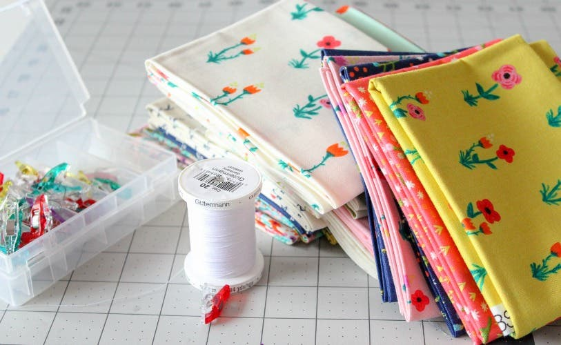 Learn the Basics with Sewing 101