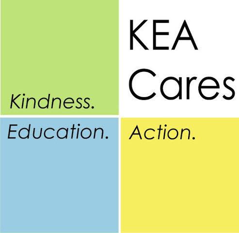 KeaCares logo