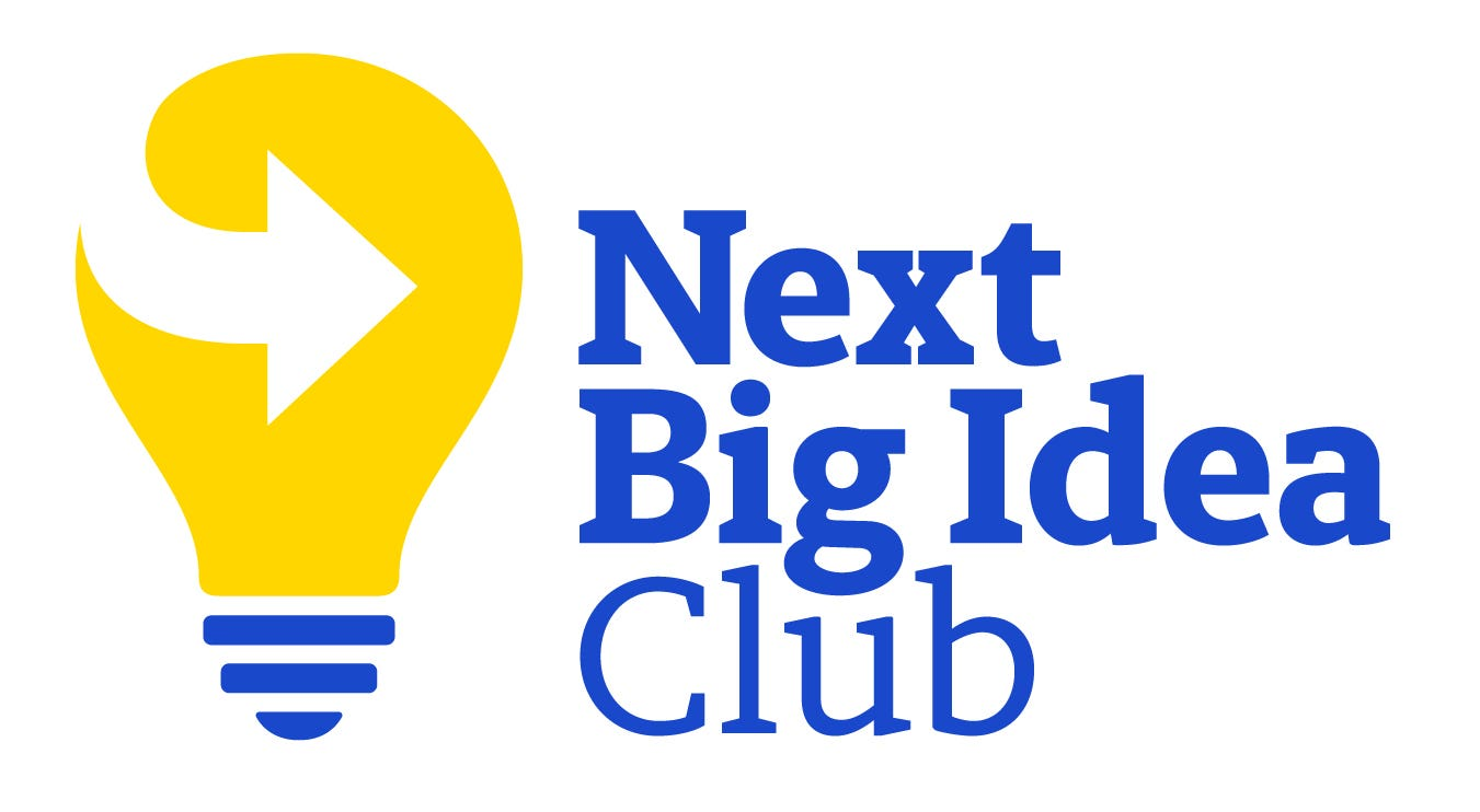 Next Big Idea Club