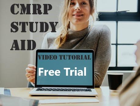 CMRP Exam Tutorial