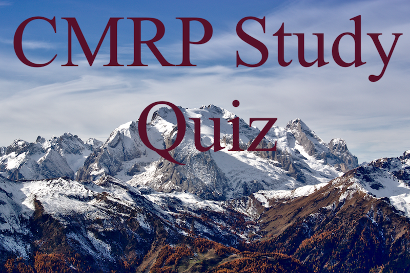 CMRP Study Quiz Android Device
